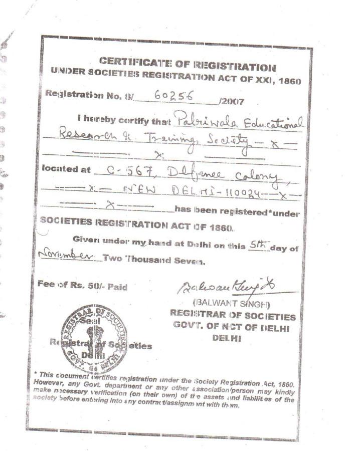 Society registration 001